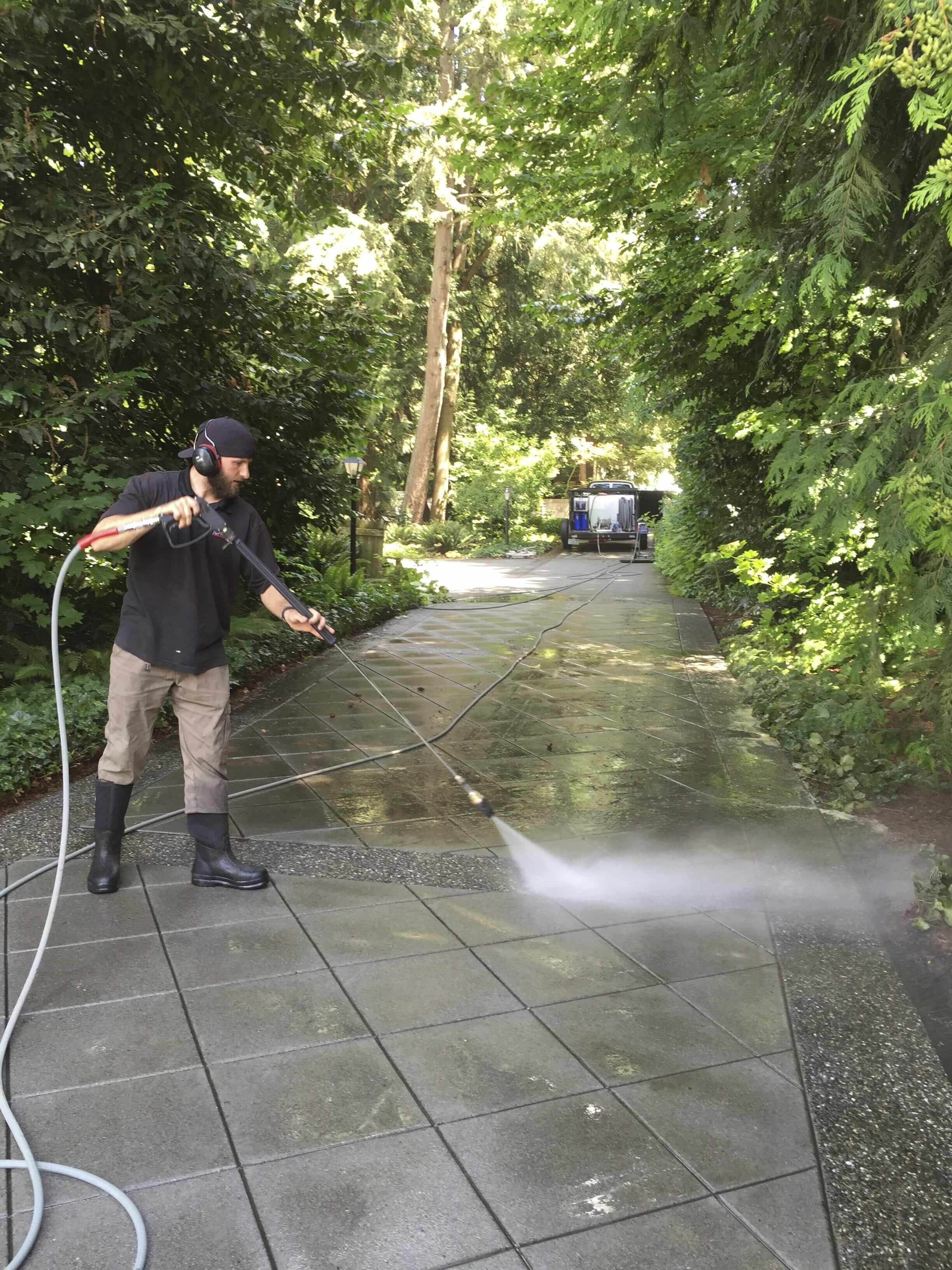 Bellevue Pressure Washing