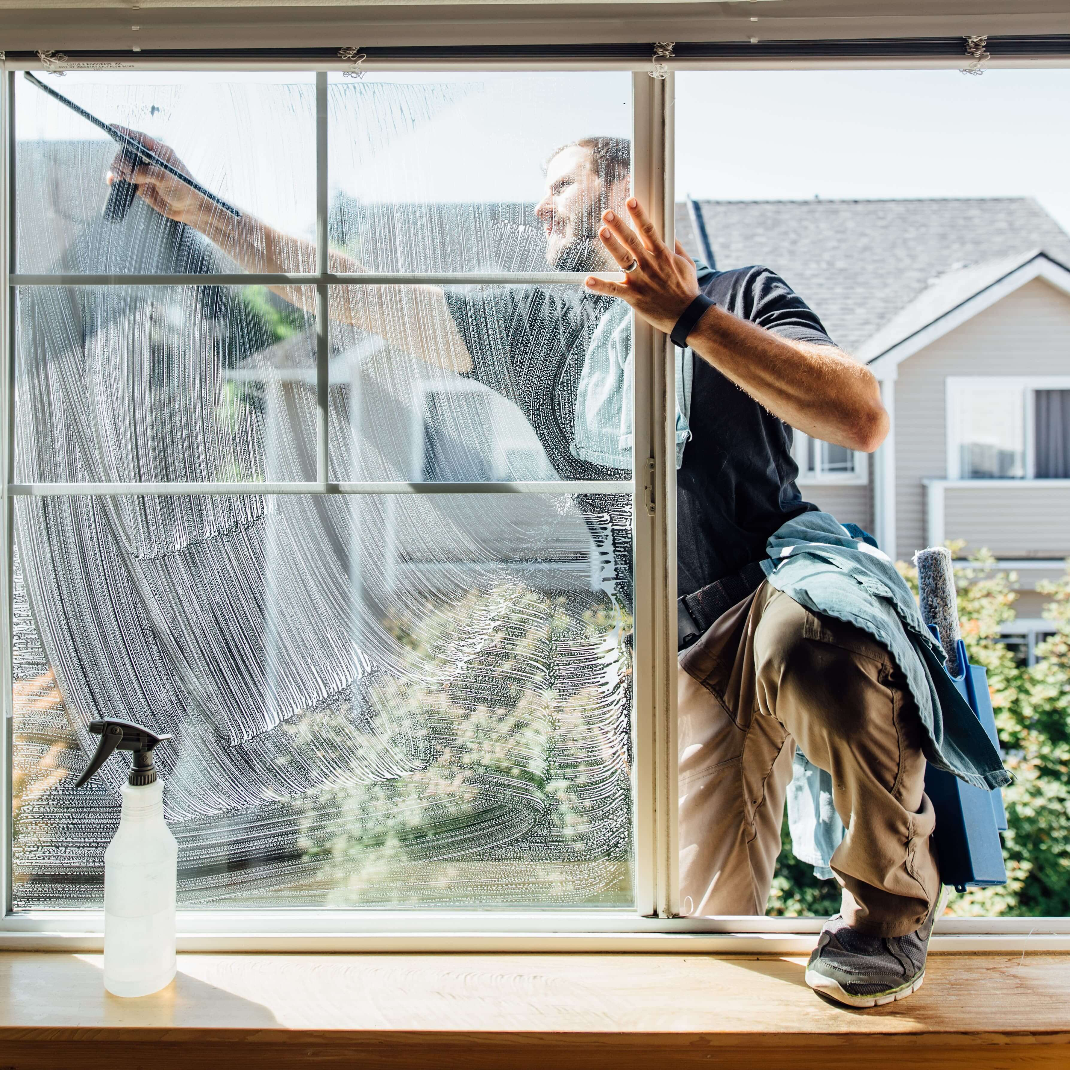 Window Cleaning Top 2 Bottom Services Washing Solar